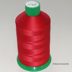 FIL TENAX Polyester N°20 – Bobine de 2 000 m – Carte Coloris