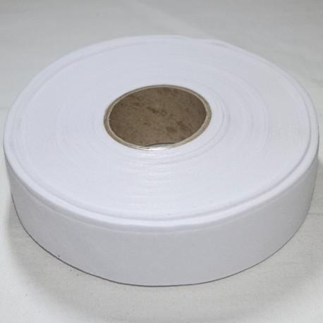 Biais à plat 30 et 36 mm polycoton
