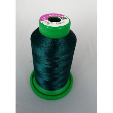 Fil à broder polyester continu